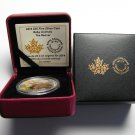 2014 Proof $20 Baby Animals #1-Beaver Kit Kitten Canada .9999 silver twenty