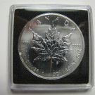 2006 Bullion $5 1 oz .9999 Silver Maple Leaf SML Canada five dollars