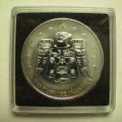 2009 Bullion $5 Vancouver Olympics #2-Thunderbird 1oz .9999 Silver Maple Leaf Raven SML Canada