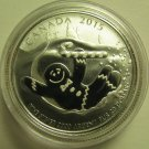 2015 Specimen $20 for $20 #17-Gingerbread Man Canada .9999 silver COIN ONLY twenty dollars