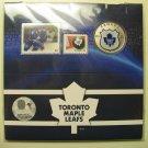 2014 Specimen 25 cents NHL Toronto Maple Leafs Coin&Stamp Set Canada twenty-five qua