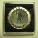 2015 SP Lenticular 25 cents Haunted Canada #2-Headless Brakeman COIN ONLY quarter twenty-five