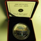 2008 Proof $30 IMAX (Great White Shark) Canada .925 silver thirty dollars
