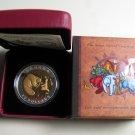 2014 Proof $20 Seven Sacred Teachings #5-Wisdom Beaver Canada .9999 silver twenty dollars