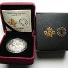 2014 Proof $10 Dragonfly #2-Green Darner Canada .9999 silver ten dollars