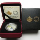 2015 Proof $10 Dragonfly #3-Pygmy Snaketail Canada .9999 silver ten dolla