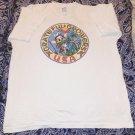 Grateful Dead Concert 1990 Pot Growers USA Cannabis History T-Shirt Vintage