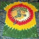 VTG Grateful Dead Lithuania Basketball 1996 Olympics Shirt XL Tie Dye Shirt 2XL