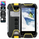 Snopow M10 Rugged Phone - Octa Core CPU, 6GB RAM, IP68, 4G, Android 7.0, 5.5 Inch FHD Display