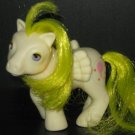 Vintage G 1 My Little Pony MLP - Baby Lofty - Beddy Bye (BBE)