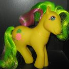 Vintage G1 My Little Pony - Tootie Tails - Tropical