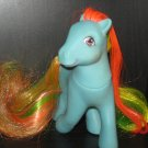 Vintage G 1 My Little Pony MLP - Brush N Grow (BNG) - Twisty Tail