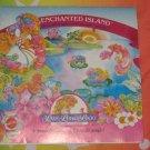 TCFC Vintage Lady Lovely Locks: Enchanted Island Pamphlet