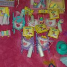 ACCESSORY LOT for baby MOONDANCER - pinkish purple