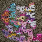 G3  My Little Pony MLP - ponyville lot