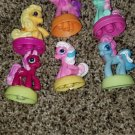 G3  My Little Pony MLP - ponyville lot - McDonalds