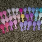 G3  My Little Pony MLP - lot of 48 brushes