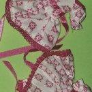 Vintage G 1 My Little Pony MLP - Megan TAF Scallopped Dress-