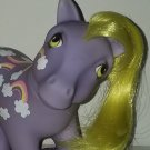 Vintage G1 My Little Pony - MERIWEATHER  - Twice As Fancy (TAF)