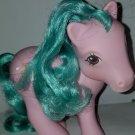 Vintage G 1 My Little Pony MLP BANANNA  SURPRISE Sundae Best