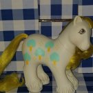 Vintage G 1 My Little Pony MLP - Loving Family - Daddy Apple Delight - brother - boy
