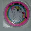 MLP My Little pony Vintage G1 - Starshine Puffy Sticker Rainbow Pegasus