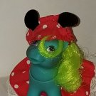 G3  My Little Pony MLP - MINNIE MOUSE (outfit only) - Disney Build a pony - Princess
