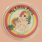 35th Retro G1 Anniversary My Little Pony MLP - Parasol Sticker - The Bridge