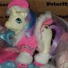 Vintage G 1 My Little Pony MLP - ponywear - Snow Angels - FREE TLC Baby Glory
