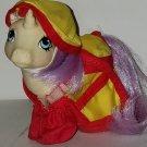 Vintage G 1 My Little Pony MLP - ponywear - Ready for Rainbows - FREE TLC Baby Glory