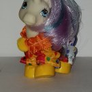 Vintage G 1 My Little Pony MLP - ponywear - Clown - FREE TLC Baby Unicorn Glory