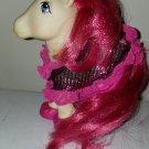 Vintage G 1 My Little Pony MLP - ponywear - From Designer's Collection - FREE TLC Unicorn Monndancer