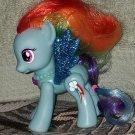 G4  My Little Pony MLP (FiM)  - Rainbow Dash - Motion - Glitter wings