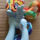 G4  My Little Pony MLP (FiM)  - Rainbow Dash w/ mask accessory