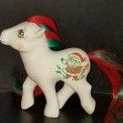 My little pony Vintage G1:  MERRY TREATS Santa holiday Christmas