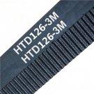 126-3M HTD Timing Belt 12mm width