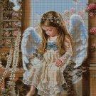 Little Angel cross stitch pattern pdf