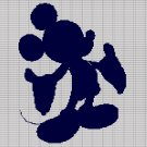 MICKEY MOUSE CROCHET AFGHAN PATTERN GRAPH
