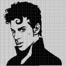 PRINCE FACE CROCHET AFGHAN PATTERN GRAPH