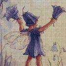 Flower fairy 8 cross stitch pattern in pdf DMC