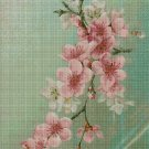 Blossom 2 cross stitch pattern in pdf DMC