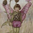 Flower fairy 24 cross stitch pattern in pdf DMC