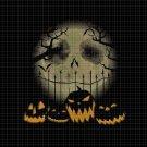 Nightmare before...4 cross stitch pattern in pdf DMC