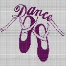 DANCE CROCHET AFGHAN PATTERN GRAPH