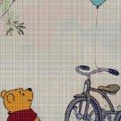Winnie the Pooh cross stitch pattern in pdf DMC