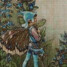 Flower fairy 28 cross stitch pattern in pdf DMC