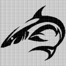 SHARK 3 CROCHET AFGHAN PATTERN GRAPH