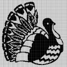 TURKEY CROCHET AFGHAN PATTERN GRAPH