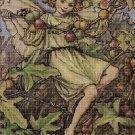 Flower fairy 32 cross stitch pattern in pdf  DMC