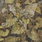 Flower fairy 38 cross stitch pattern in pdf  DMC